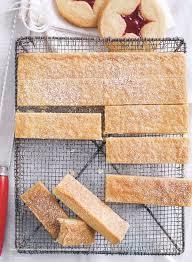 Donna Hay's shortbread